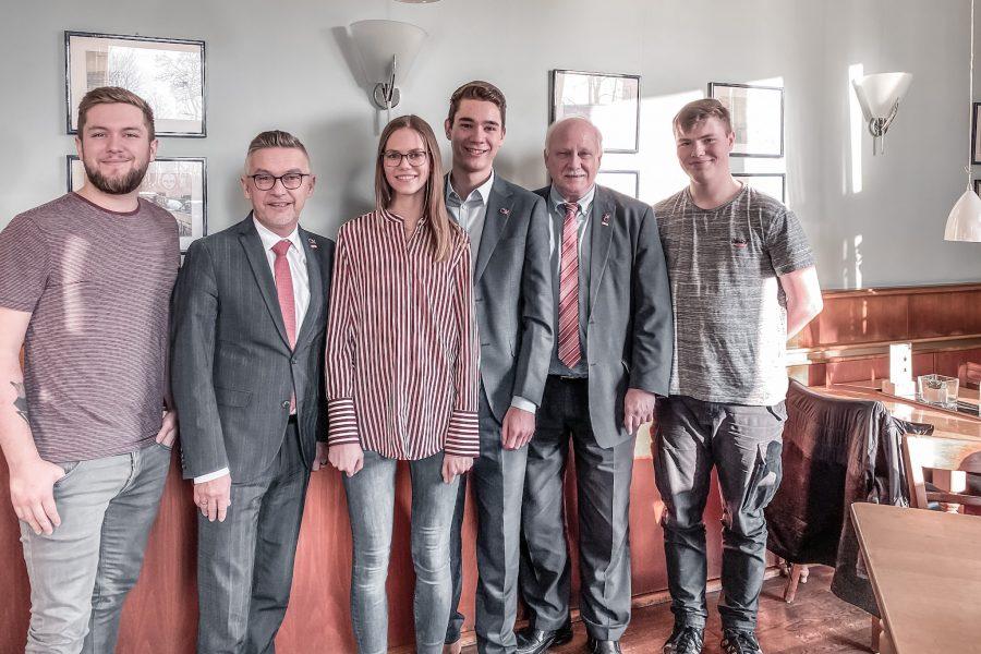 Gründung ZAG Ruhrhalbinsel Gruppenfoto